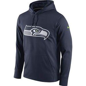 Nike Seattle Seahawks Sweatshirt -- Men's size Med